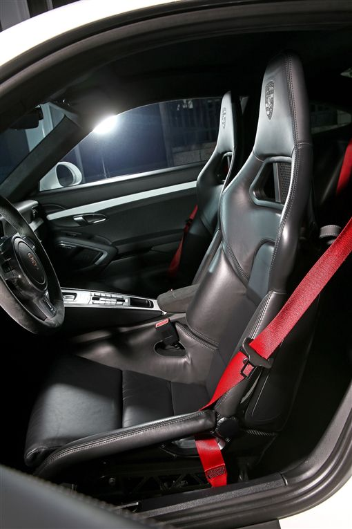 ▲Porsche Rear-axle steering system(圖/車訊網)