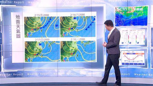 吳德榮,三立準氣象,空汙,氣溫,東北風