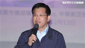 記者邱榮吉攝 華航 交通部勞資第三次協商 機師工會 罷工 交通部長林佳龍