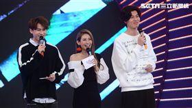 愷樂、宇辰及風田《娛樂百分百》特別企劃的戲劇選秀比賽《誕生吧!『劇』星》 圖/八大電視提供