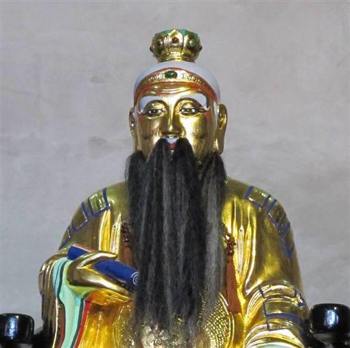 「鬼谷子」王禪老祖(圖/翻攝自妙雲宮。王禪老祖開基祖廟fb)