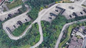 國防機密全都露!谷歌3D地圖 驚曝「愛國者飛彈」立體圖 圖翻攝自Google Map