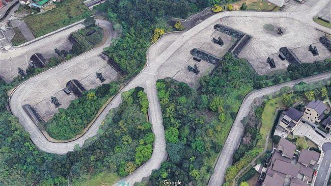 國防機密全都露!谷歌3D地圖 驚曝「愛國者飛彈」立體圖