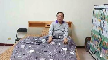 高雄市環保局長袁中新夜宿,臉書
