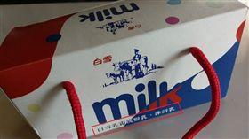拜拜,牛奶餅乾,沐浴乳,鬧笑話(圖/翻攝自爆廢公社)
