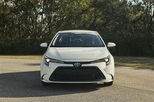 ▲Toyota Corolla Hybrid(圖/翻攝網路)