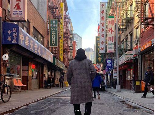 昆凌,周杰倫,紐約,小周周,情人節/周杰倫IG
