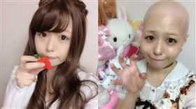 日本女偶像,ELECTRIC RIBBON,pippi/翻攝自部落格