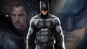 日前班艾佛列克在推特宣告不再飾演蝙蝠俠。(圖/翻攝自comicbooks)