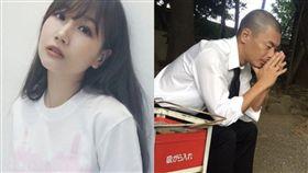 「屎爛幫」成員「SU」與老婆大塚愛於去年宣布離婚。(圖/翻攝自微博)