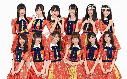 AKB48 Team TP,董事長領軍《Super Band團團轉演唱會》。(圖/寬宏藝術緹供)
