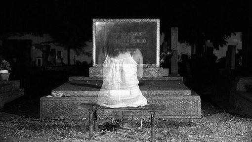 女鬼(圖/Pixabay)