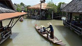 泰國,旅遊,遊客(圖/PIXABAY)