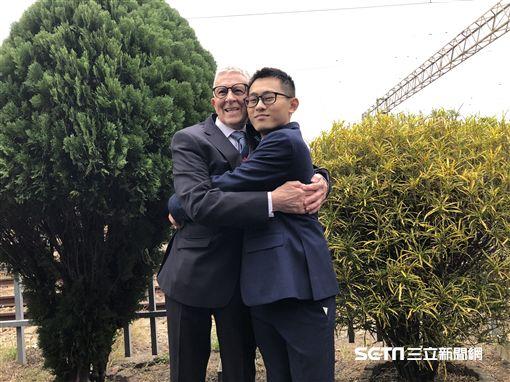 24歲台男趙守泉同婚75歲英國老爹/記者張雅筑、林宥村攝