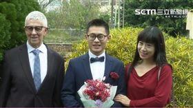 許常德老師;趙守泉和Andy英國老爹結婚、差51歲同志結婚/記者張雅筑、林宥村攝