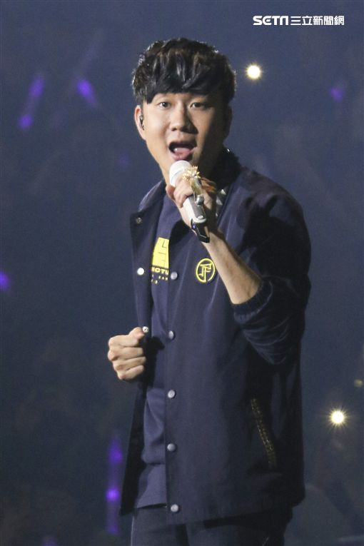 林俊傑演唱會day3驚喜連連。(圖/記者林士傑攝影)