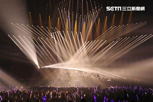 林俊傑演唱會day3。(圖/記者林士傑攝影)