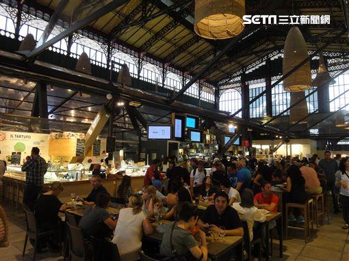佛羅倫斯,里維,旅行,旅遊,達人,美食,中央市場