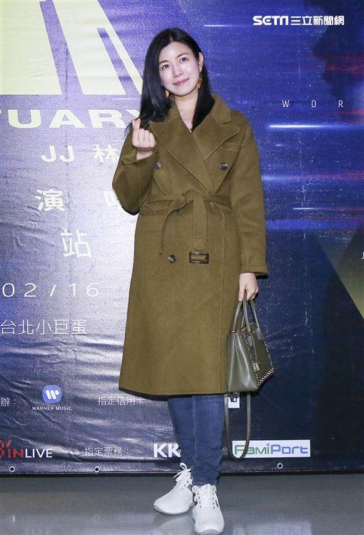 周興哲、陳妍希、李千那圖/記者林士傑攝影