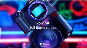Canon,EOS RP,超輕巧全片幅無反光鏡相機,全片幅,相機