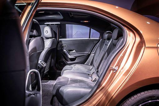 ▲Mercedes-Benz A-Class L Sedan(圖/翻攝網路)