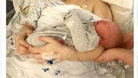 人工昏迷四天醒來突當媽 女大生驚呼:孩子不可能是我的(圖/翻攝自太陽報)