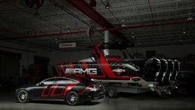 ▲41'AMG Carbon Edition快艇。(圖/翻攝網站)