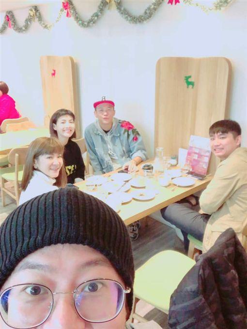 陸元琪 呂元鍾 (圖/臉書)