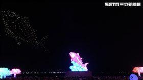 2019台灣燈會,屏東,無人機,/觀光局提供