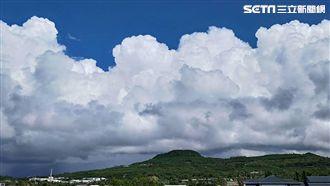 今晴朗炎熱 周日晚梅雨季鋒面到變天
