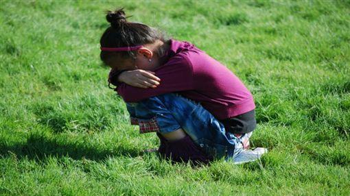 女童,女孩,悲傷,小孩,孩子,欺負(圖/翻攝自PIXABAY)