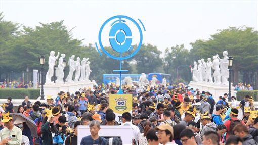 寶可夢,Pokémon GO Safari Zone in Tainan,訓練家,Pokémon,台南