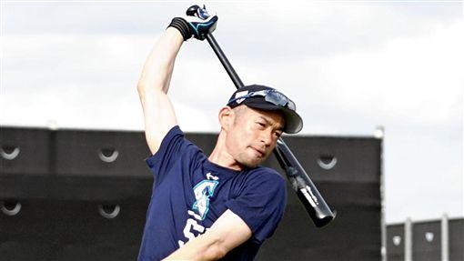 ▲回應東京賽後退休傳聞,鈴木一朗說自己至少打到50歲。(圖/美聯社/達志影像)