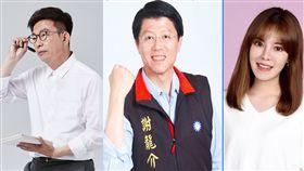 台南立委補選激戰 沈富雄預測他會贏(圖/翻攝自臉書)