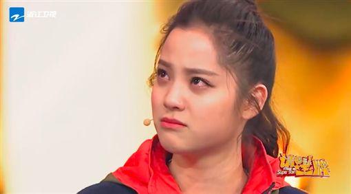 歐陽娜娜,演技,王牌對王牌,黃渤,繞口令,哭戲/翻攝自中國浙江衛視官方頻道YouTube
