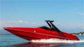 ▲Riva Ferrari 32快艇。(圖/翻攝網站)