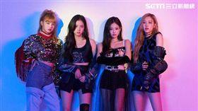 韓國女團BLACKPINK受全球注目。(圖/avex taiwan)