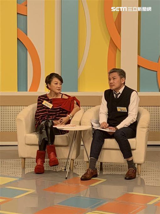 謝震武、羅友志《震震有詞》 圖/高點電視台提供