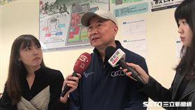 運動與健康促進學系主任蘇俊賢表示張恒綿十分乖巧(翻攝畫面)