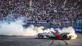 ▲Audi Sport電動方程式車隊在墨西哥奪冠。(圖/Audi提供)