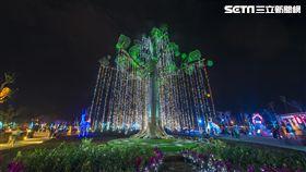台灣燈會南島原鄉燈區超夢幻