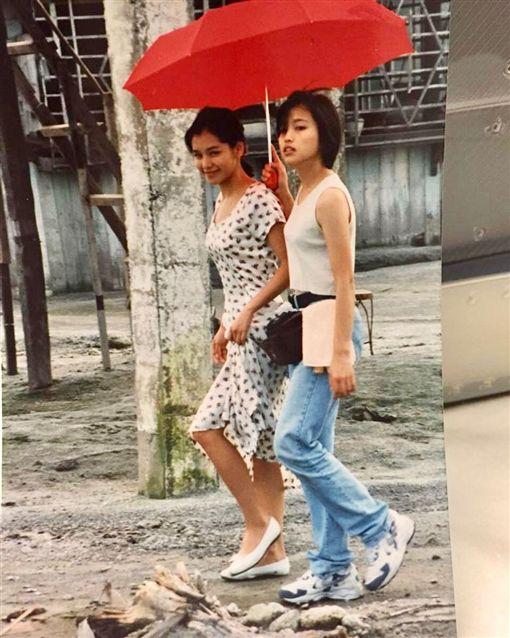 徐若瑄,仙女,舊照,姊姊/翻攝自徐若瑄臉書 ID-1790951
