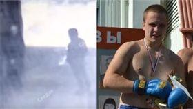 人生無常…俄羅斯17日發生一起離奇命案,22歲的散打冠軍根納季‧巴甫洛夫(Gennady Pavlov)誤闖禁區,和51歲保全發生爭執,甚至上演全武行,卻在痛毆保全的過程中突然猝死。(圖/翻攝自Gennady Pavlov VK)
