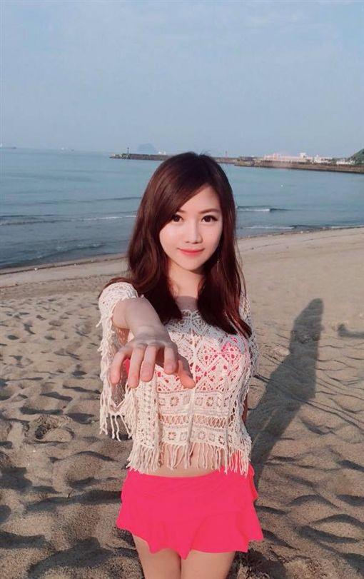 蔡尚樺跟男友感情穩定,她表示結婚後再換大房,把套房租出去。(圖/翻攝自臉書)