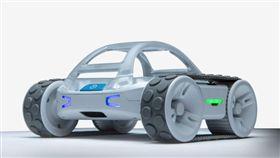 ▲Sphere RVR輪型機器人。(圖/翻攝網站)