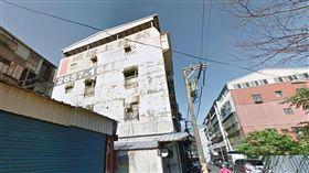 台北市內湖路一段91巷男子在住家遭砍現場(翻攝Google Map)
