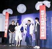 音樂劇「搭錯車」慶功記者會,主要演員蕭景鴻、丁噹、王柏森、陳乃榮。(記者林士傑/攝影)