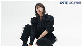 實力女唱將金池,蟄伏沉澱三年後推出最新國語專輯「我 和我…」。(圖/灃瀚互娛文化傳媒有限公司)