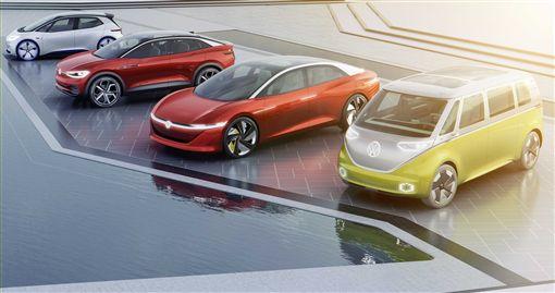 ▲Volkswagen以環保製程量產ID.電動車。(圖/Volkswagen提供)