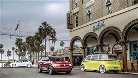 ▲福斯美國建立電動車生產基地。(圖/Volkswagen提供)